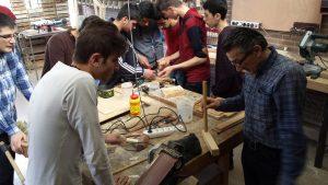 Turkse Studenten bezoeken De KrachtFabriek